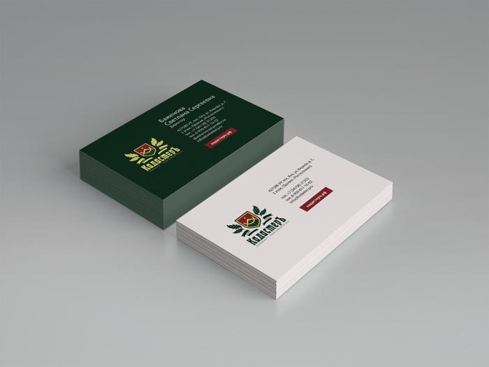 KADASTER_business card
